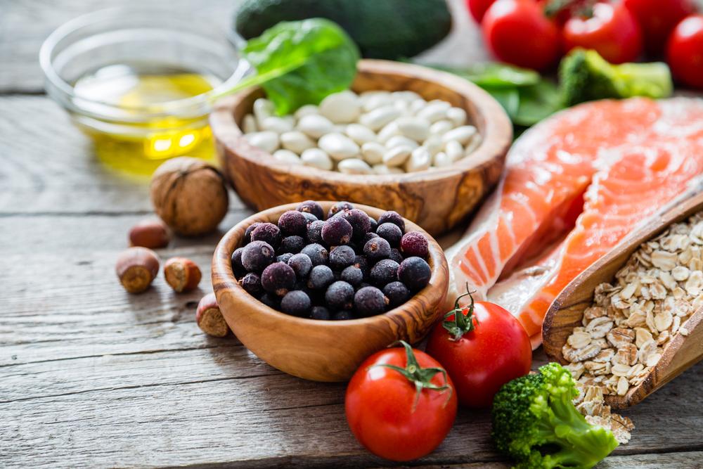 gesunde ernährung bei schwindel