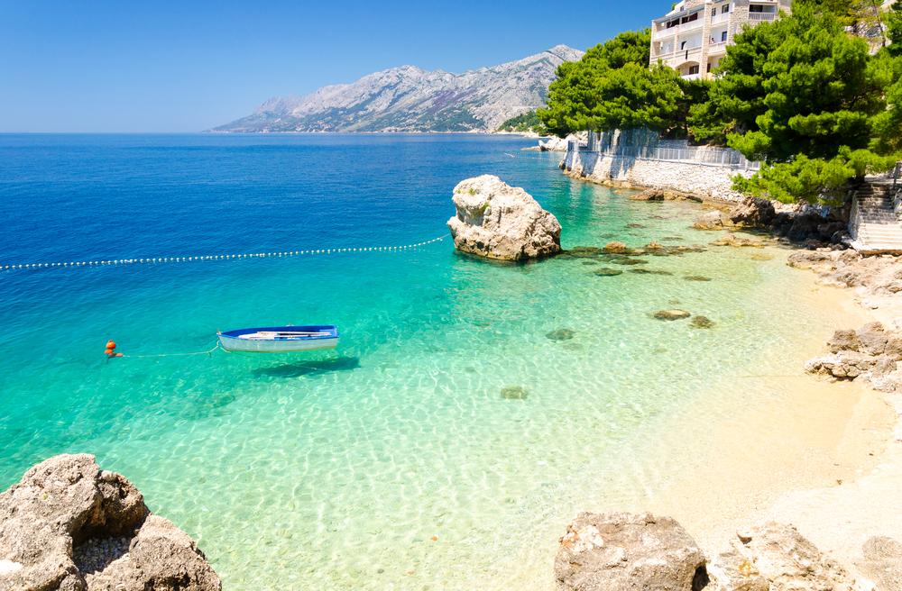 strandurlaub an der adria
